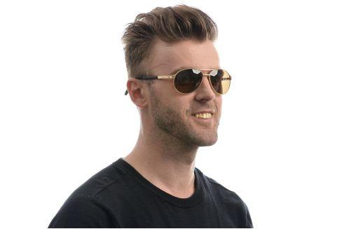 Мужские очки Cartier 8200586g