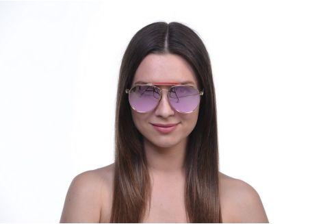 Женские очки капли 8229pink