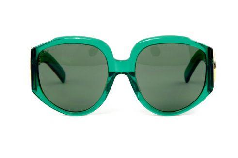 Женские очки Gucci 0151s-green