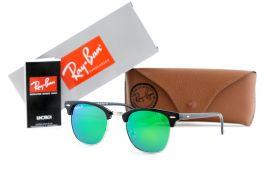 Солнцезащитные очки, Ray Ban Clubmaster 3016-P-c6