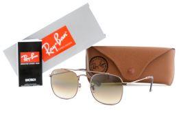 Солнцезащитные очки, Ray Ban Original 3557-brown